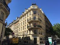 Ravalement de façade coté rue - Paris, Rue Greneta