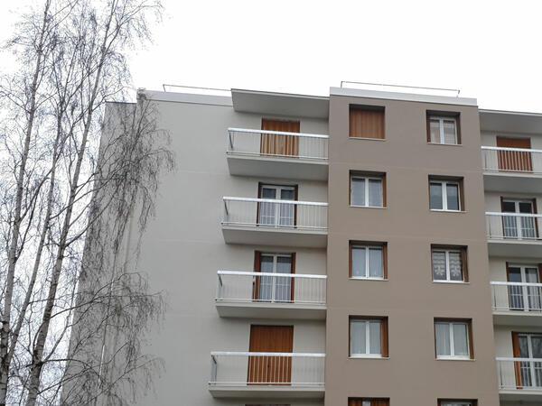 RavalementI ITE- Rue Louis Braille -Meaux