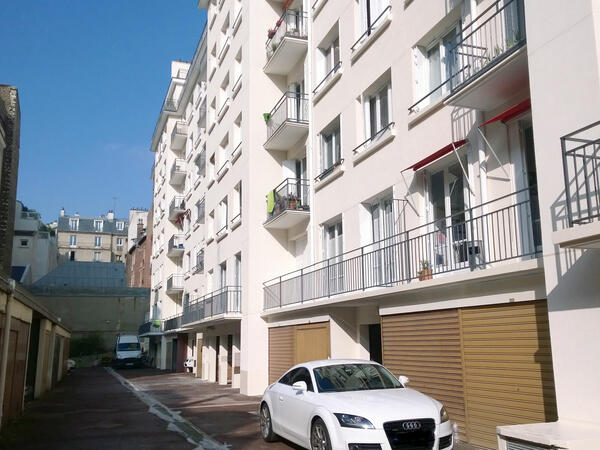 Ravalement Rue-Santerre