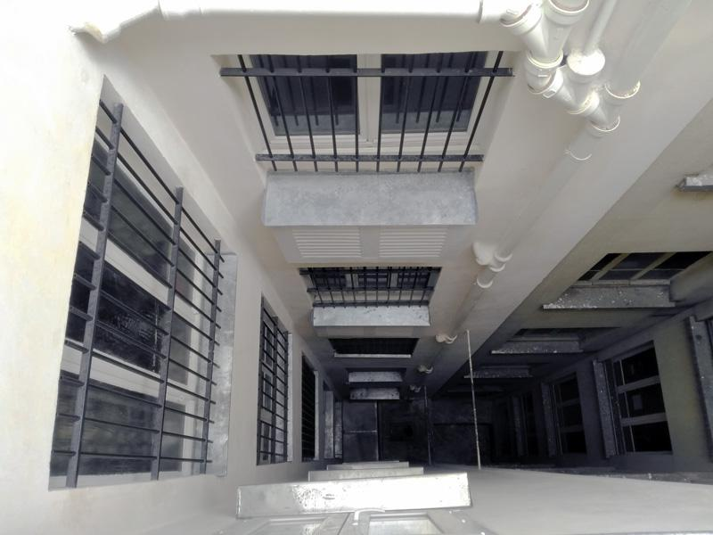Nos r alisations en ravalement isolation peinture tce - Cabinet deslandes syndic ...