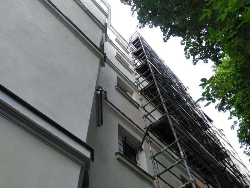 facade platre interieur ap