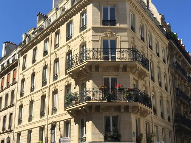 Ravalement de fa ade cot rue paris rue greneta - Cours menuiserie paris ...