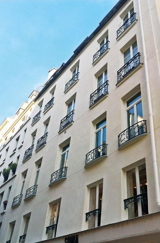 ravalement fa ade pl tre 6 rue grenelle paris. Black Bedroom Furniture Sets. Home Design Ideas