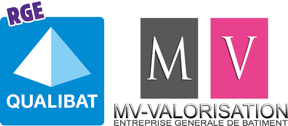 Logo Qualibat RGE MV-Valorisation